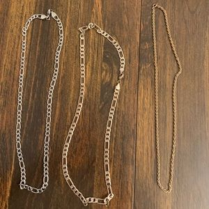 Men's chains/necklaces